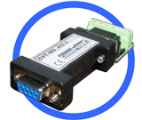Isolated RS232 to RS485/RS422 Converter