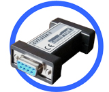 RS232 Isolator (3-Wire / Port-Powered)