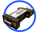 Industrial RS232 to RS485 Converter